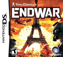 Thumbnail 1 for 2874 - Tom Clancy's EndWar (USA) (En,Fr)